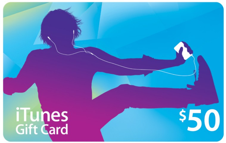 iTUNES GIFT CARD - $50 - (USA/SCAN) DISCOUNTS