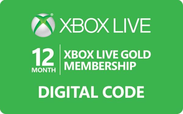 Xbox Live Gold - 12 months (RU/EU/US) Global Worldwide