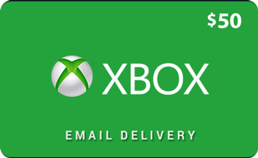 XBOX LIVE CARD $50 (USA) - SCAN - DISCOUNTS