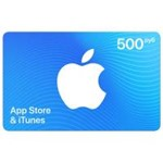 iTunes Gift Card (Russia) 500 руб