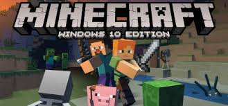 Minecraft Windows 10 Edition Key LICENSE