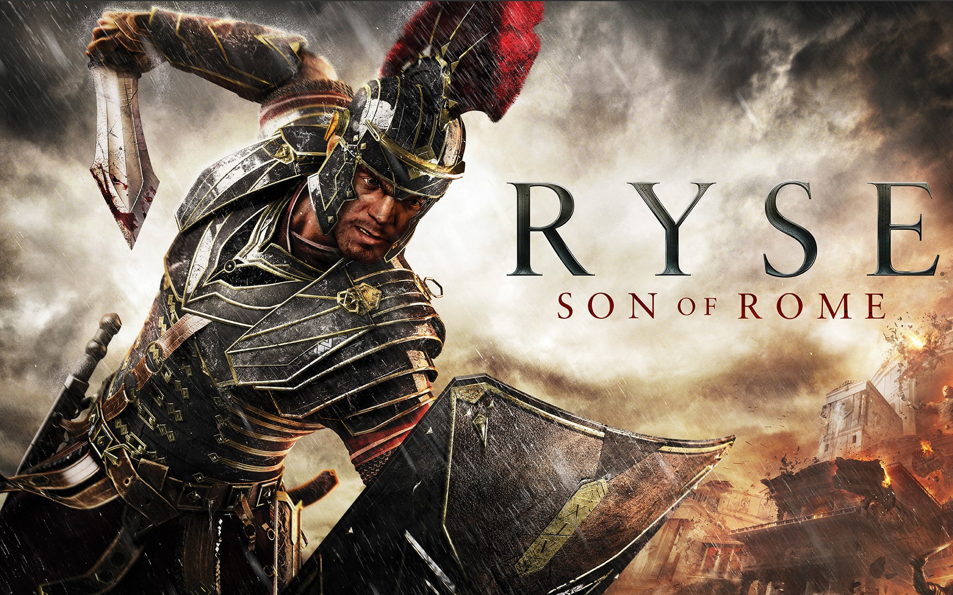 Ryse: Son of Rome CIS region only steam key