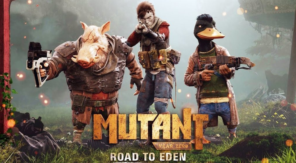 Mutant Year Zero: Road to Eden RU 2019