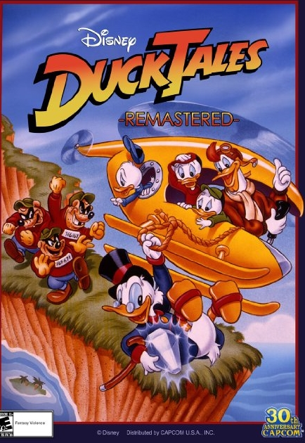 DUCK TALES REMASTERING (8-bit) STEAM KEY REGION FREE