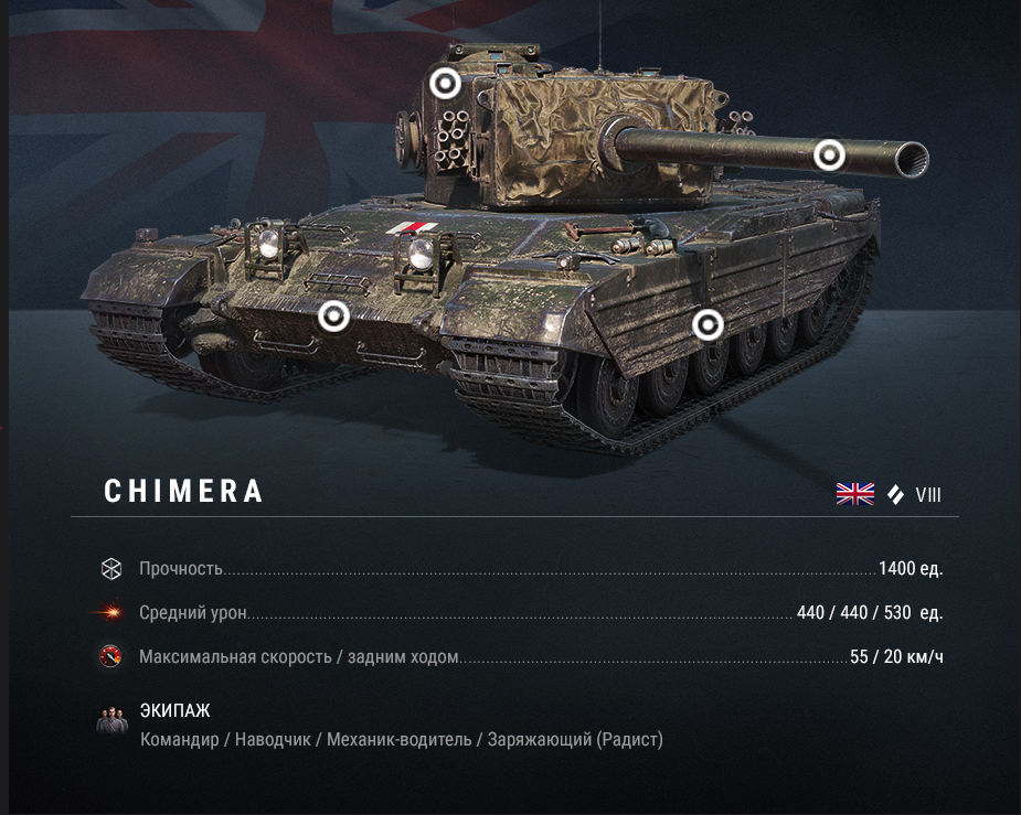 ✅ WOT Personal Missions 2.0 for CHIMERA topWOT