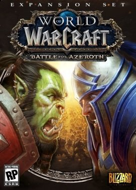 WoW Battle For Azeroth Standard | +LVL 110 Europe &#655