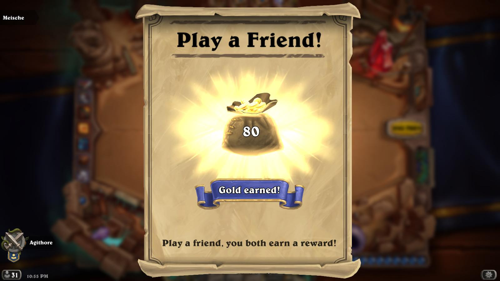 Image Result For Hearthstone Earn Gold