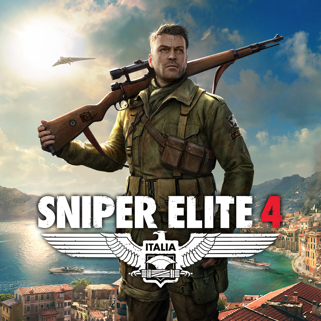 Sniper Elite 4 + DLC (Steam)