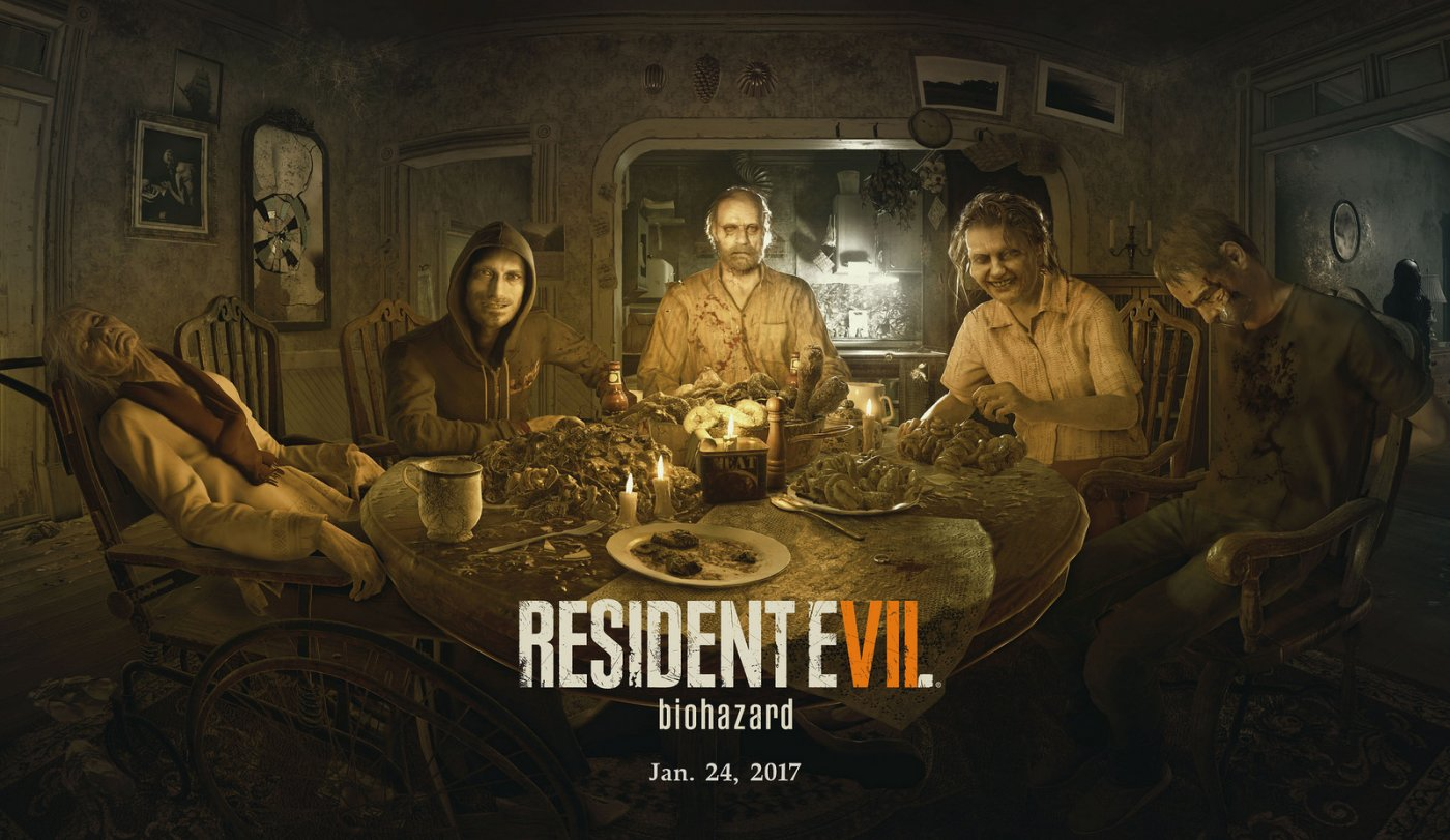 Resident Evil 7 (Rent from 14 days) + Playkey