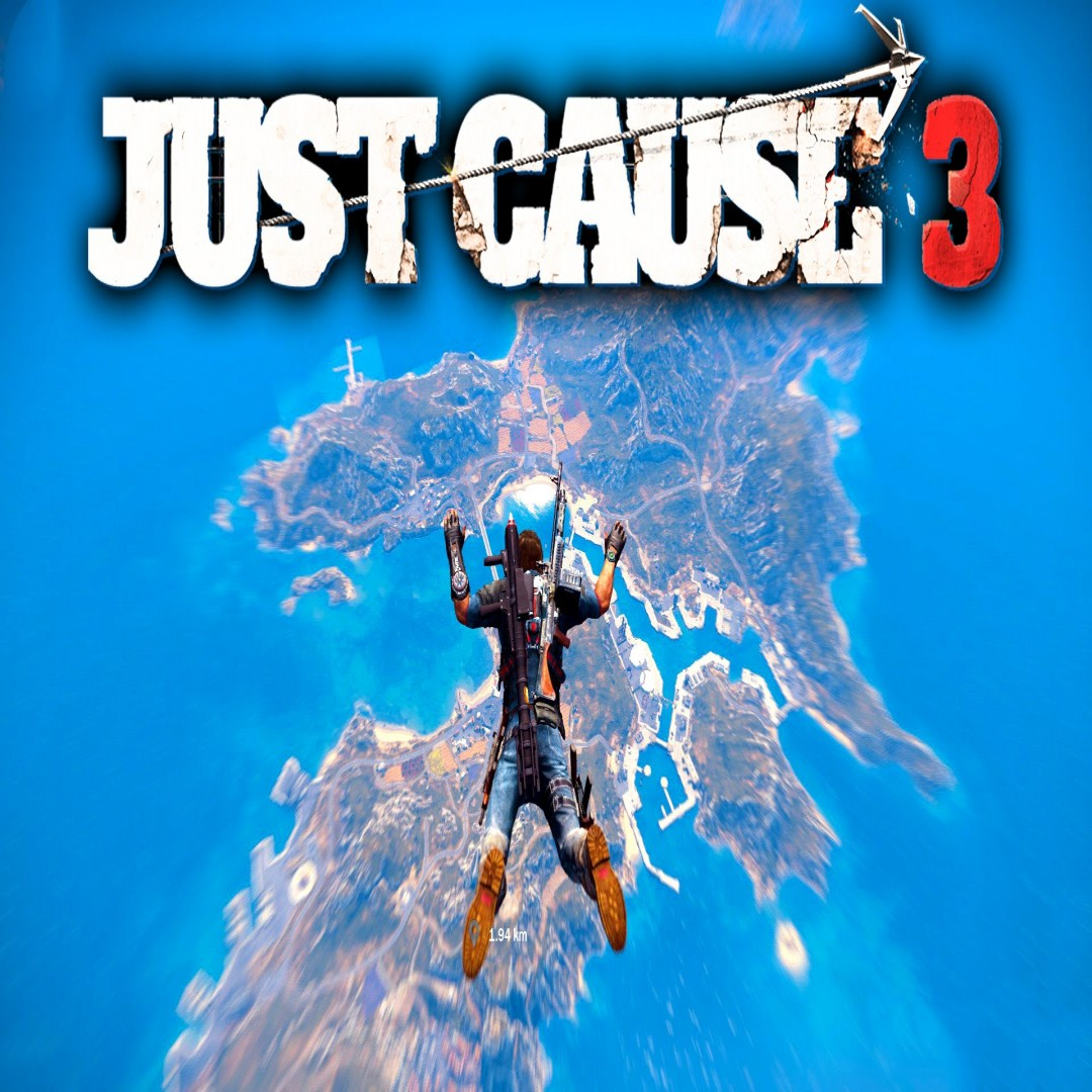 Just Cause 3 (Rent from 14 days) + Playkey