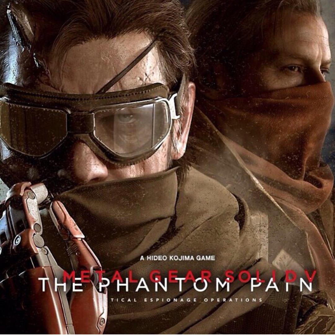 MGS V: The Phantom Pain (Rent from 14 days) + Playkey