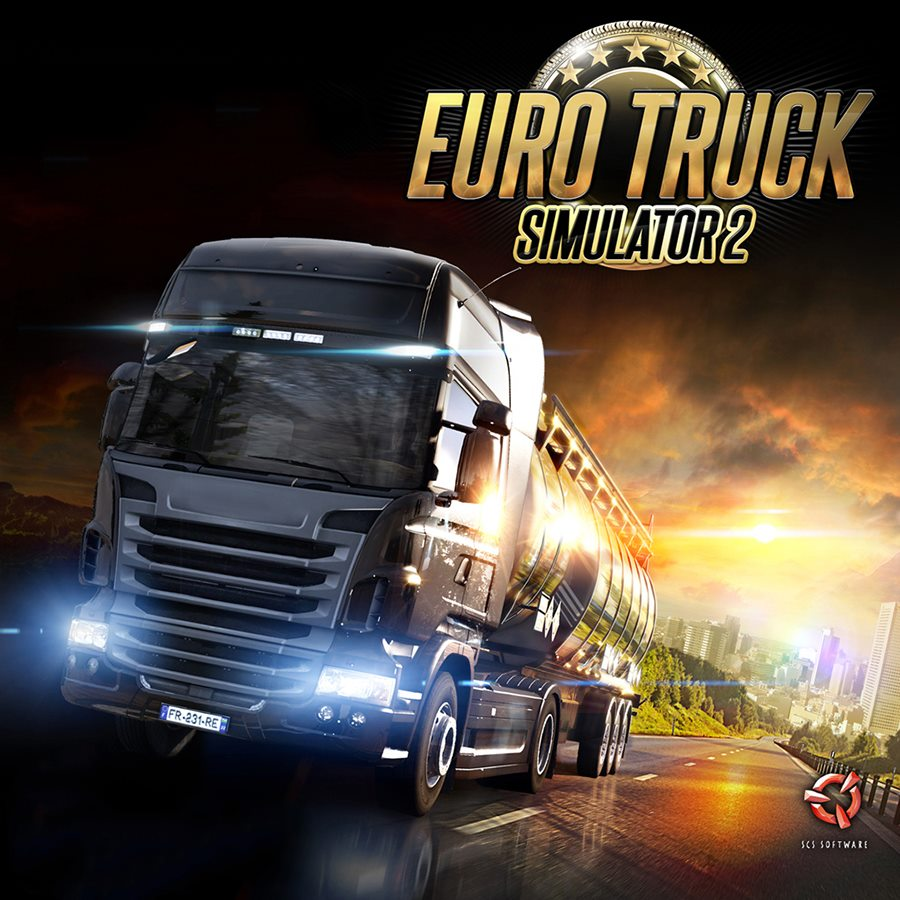 Euro Truck Simulator 2 (Rent from 14 days) + Playkey
