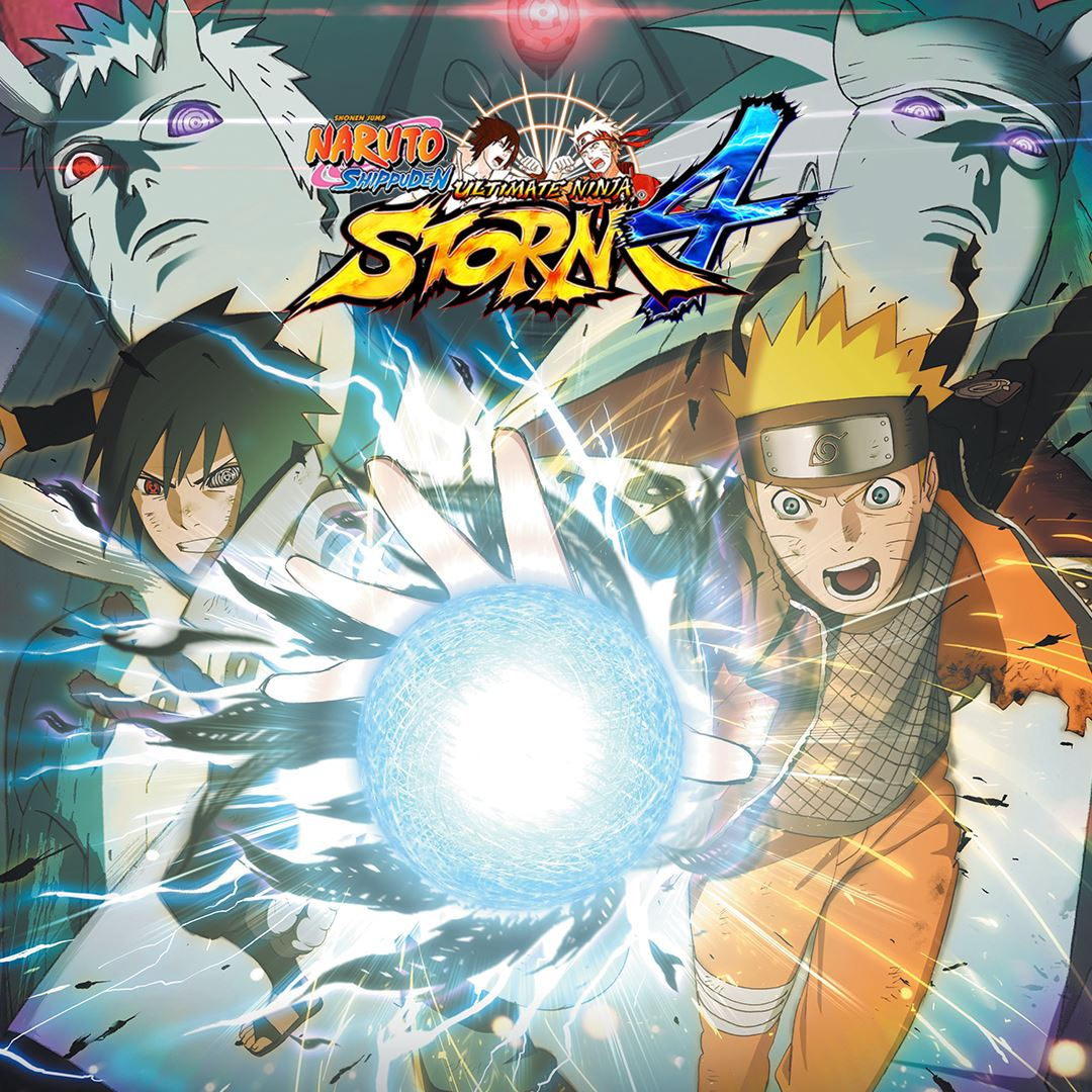 Naruto Shippuden: UNS 4 (Rent from 7 days for Playkey)