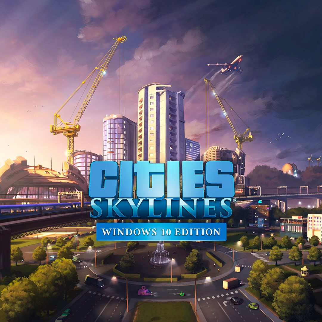 Cities: Skylines (Rent from 14 days) + Playkey