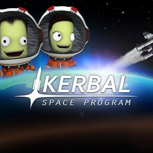 Kerbal Space Program (Rent from 14 days) + Playkey