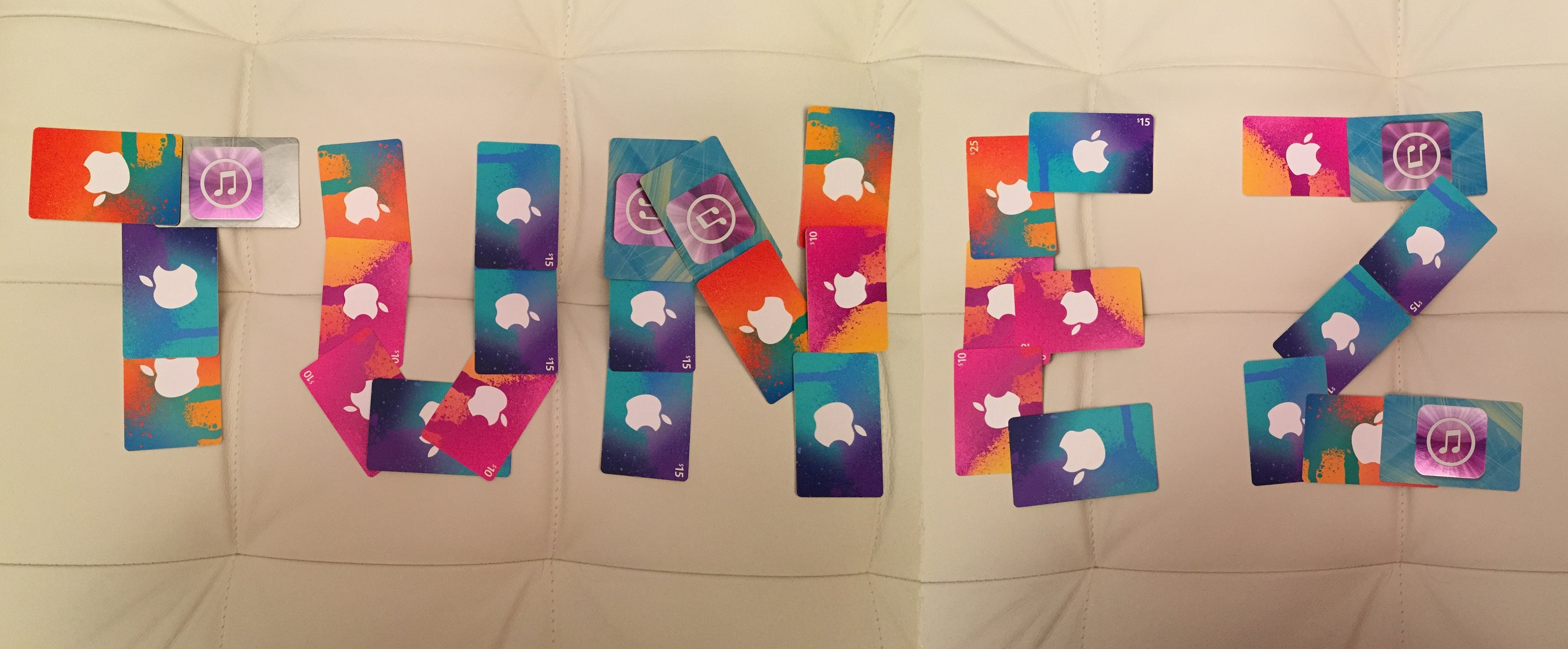iTunes Gift Card $20 USA = Photo of the back side!SALE!