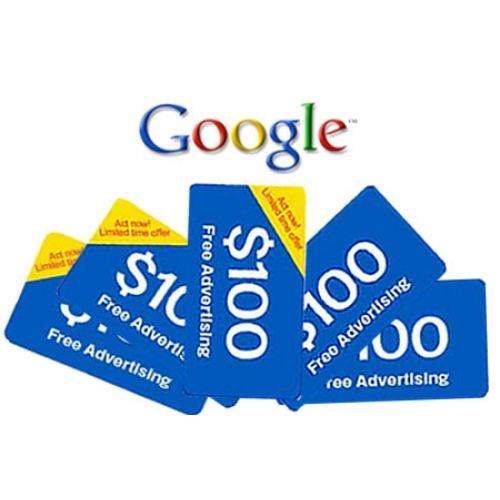 Coupon (promotion code) to advertise Google adwords