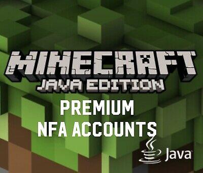 Фотография minecraft java edition [nfa] non full access