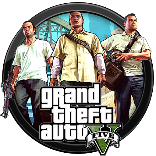 GTA V || Grand Theft Auto V || Account STEAM