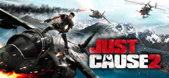 STEAM account Just Cause 2