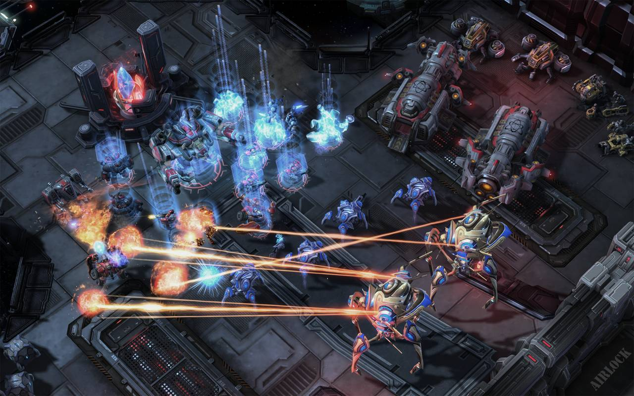 StarCraft 2 II: LEGACY OF THE VOID (RU) | Battle Net