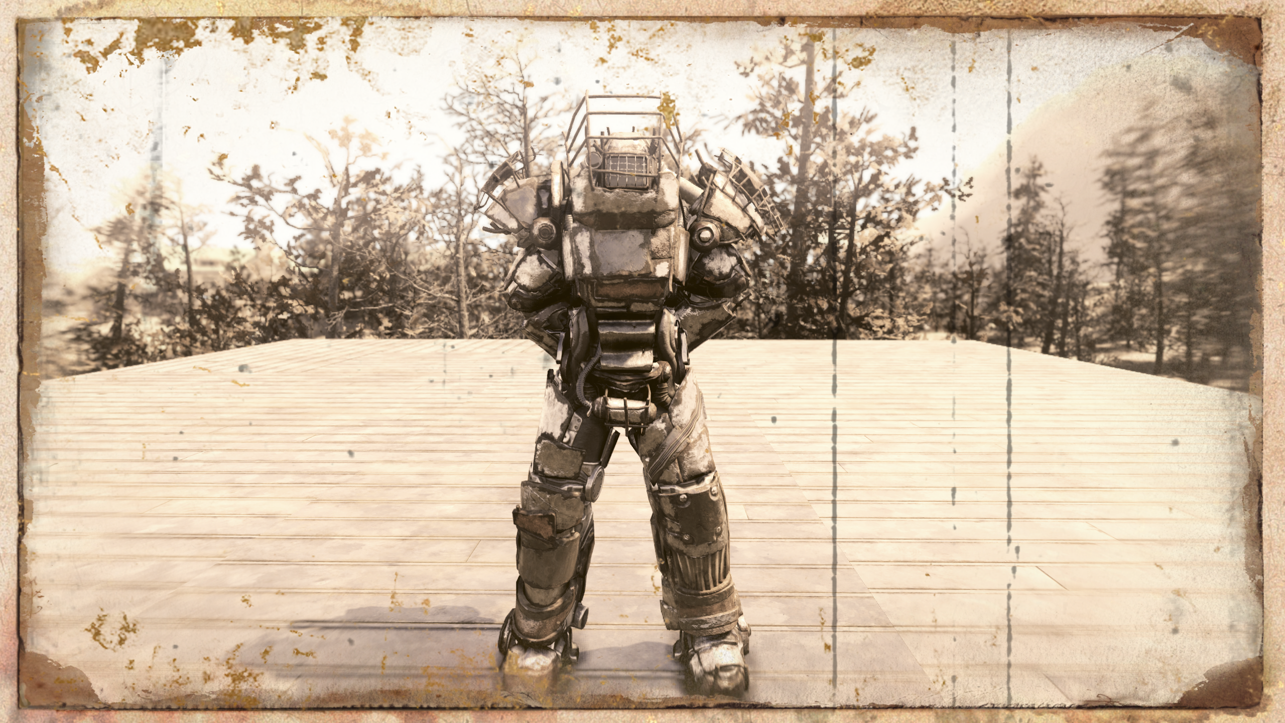 Fallout 76 | For newbies! Bow/Power Armor/Jetpack/Camp