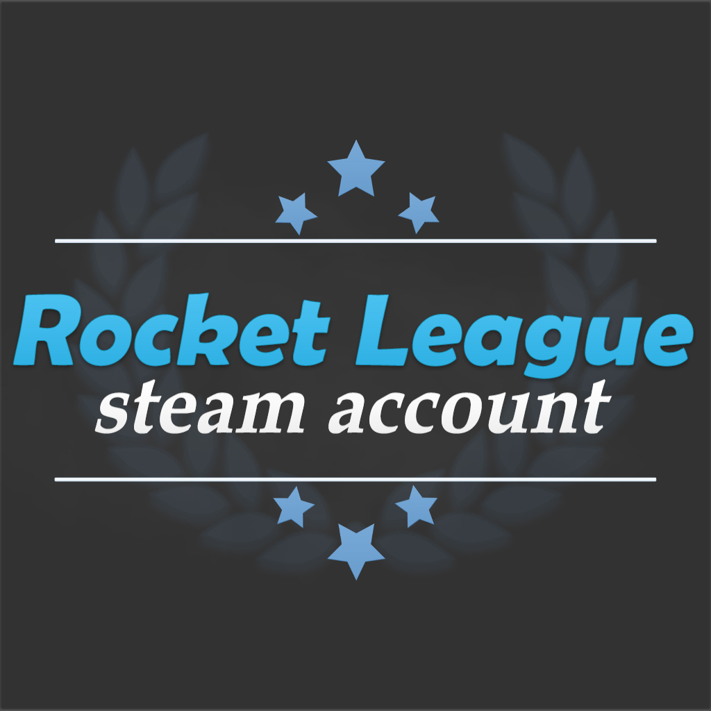 Rocket League | Steam Account + Warranty