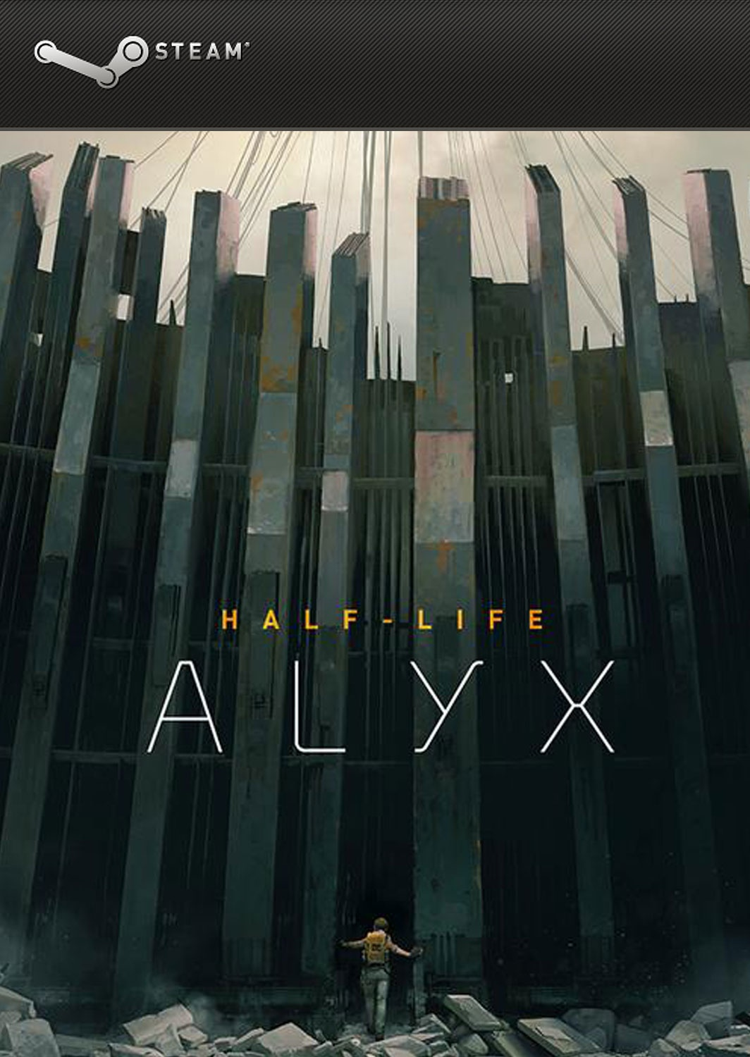[Only for Russian] Steam gift - Half-Life: Alyx