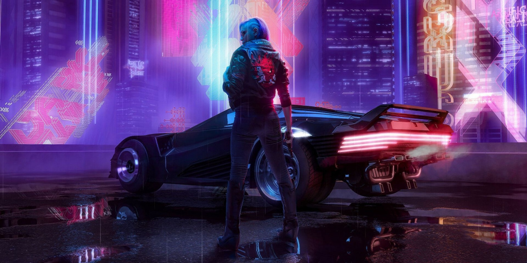 [Only Russian] Steam gift - Cyberpunk 2077