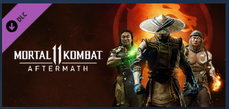 [Only Russian] Steam - Mortal Kombat 11: Aftermath DLC