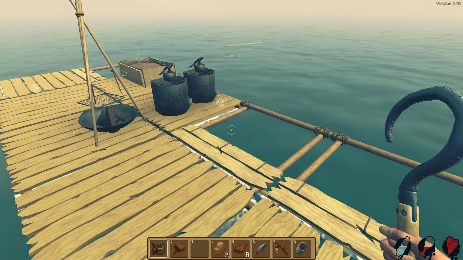 [Only for Russian] Steam gift - Raft