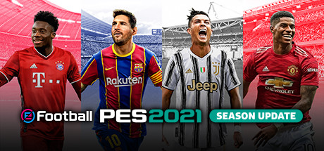 eFootball PES 2021 SEASON UPDATE STANDARD | gift Россия