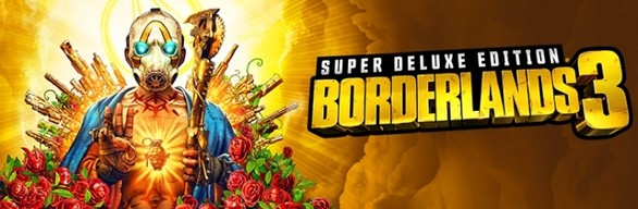 Borderlands 3: Super Deluxe Edition   Россия Steam Gift