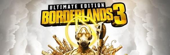 Borderlands 3 Ultimate Edition | Россия Steam Gift