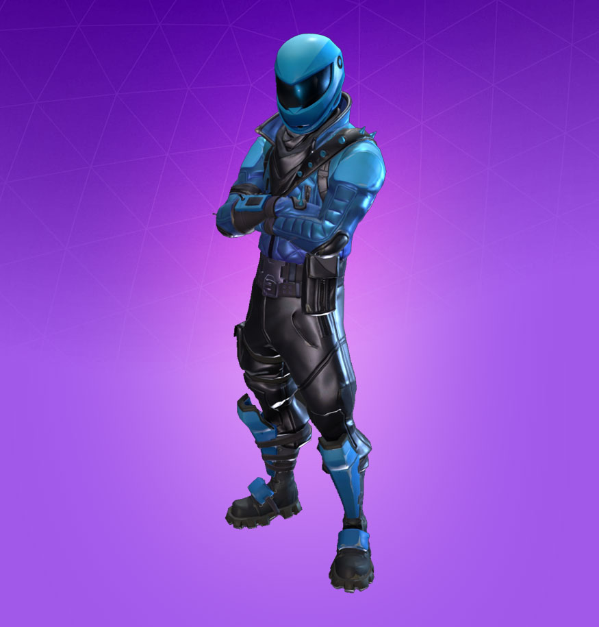FORTNITE HONOR GUARD OUTFIT (REGION FREE)
