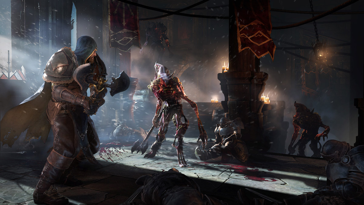 Lords Of The Fallen: LE (steam+3 DLC) +СКИДКИ