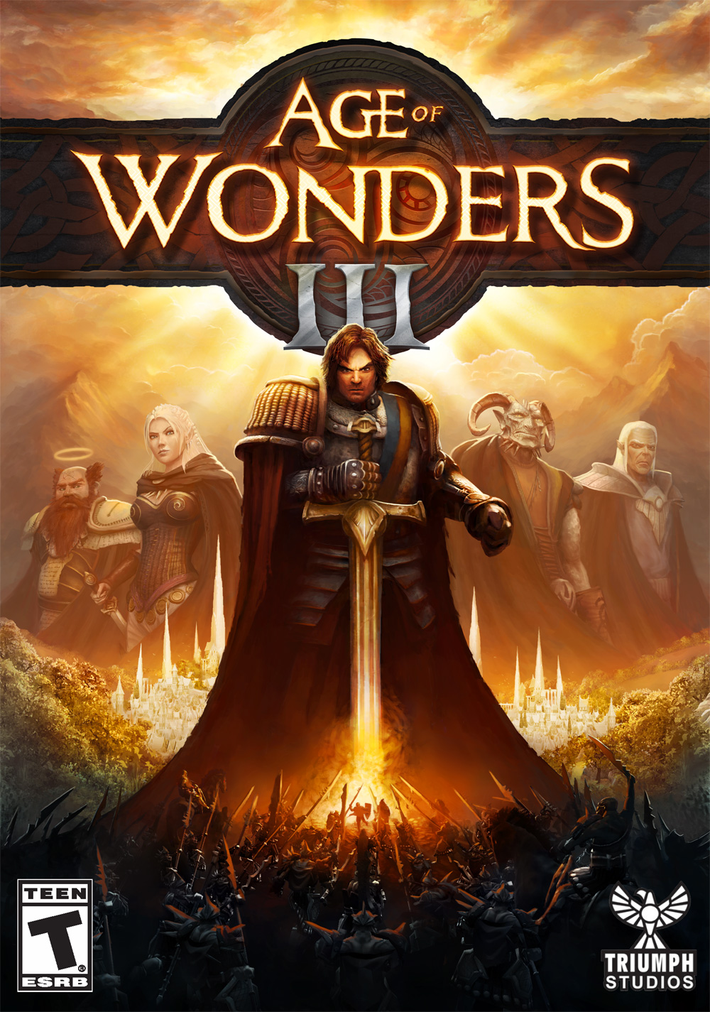 Age of Wonders III (steam)+СКИДКИ