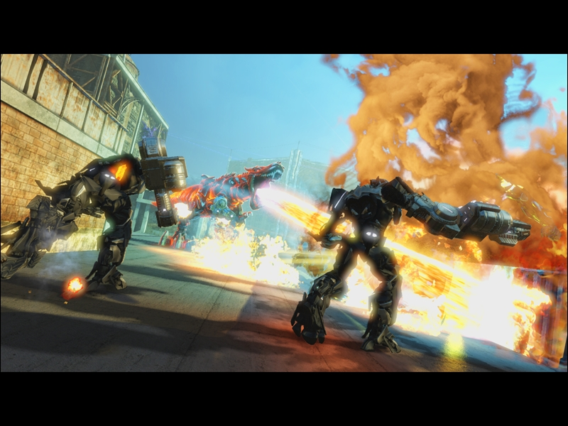 Transformers: Rise of the Dark Spark (steam)