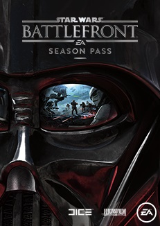 STAR WARS BATTLEFRONT SEASON PASS (Origin)