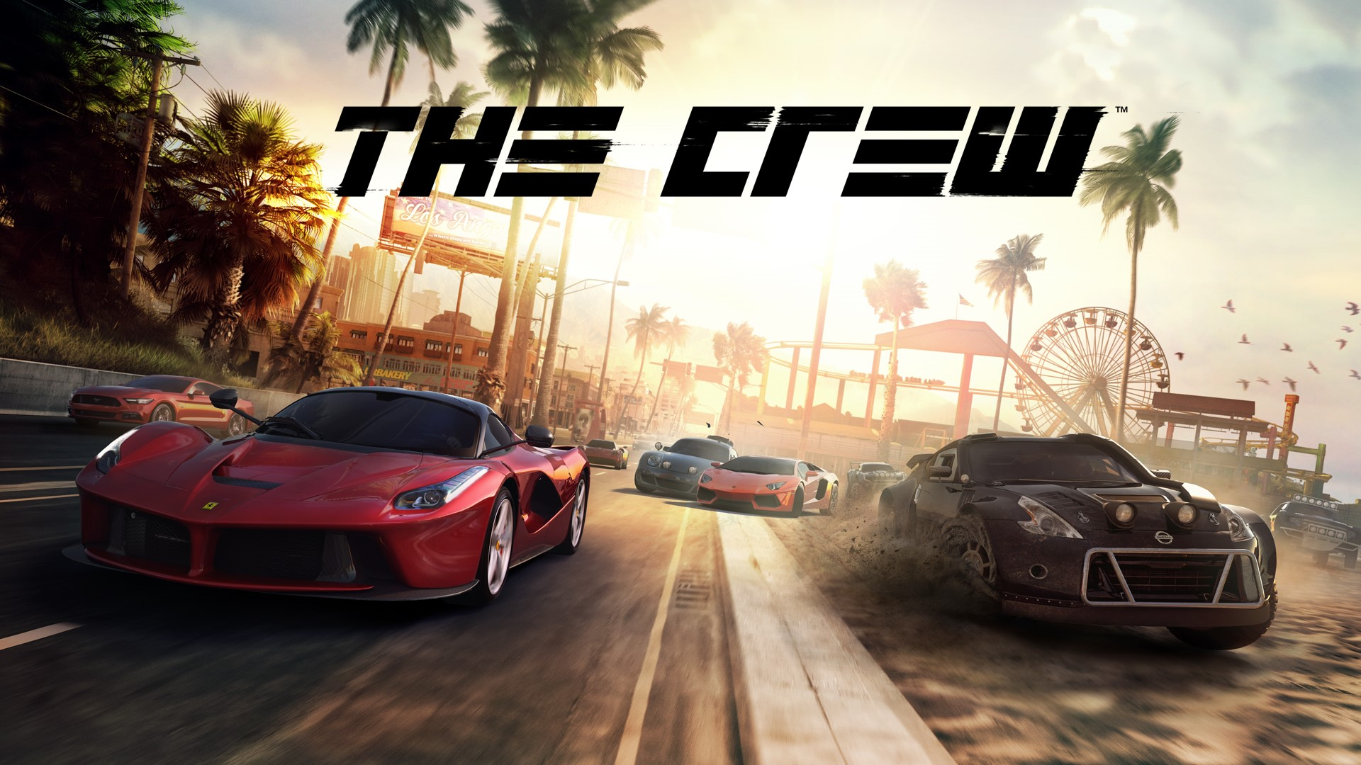 The Crew (account Uplay)