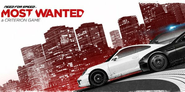 Need for Speed Most Wanted 2012 (account Origin)