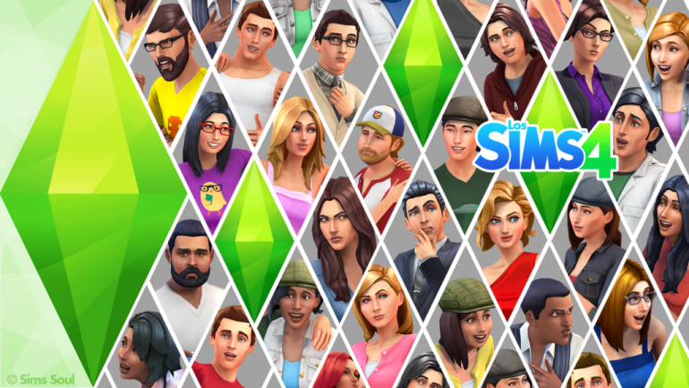 The Sims 4 (account Origin)