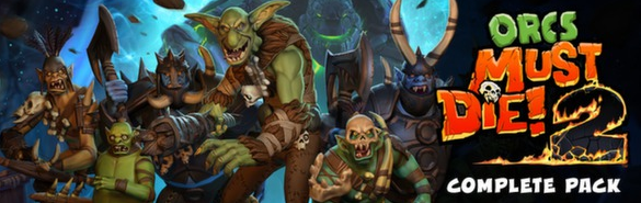 Orcs Must Die 2  [Steam Gift]