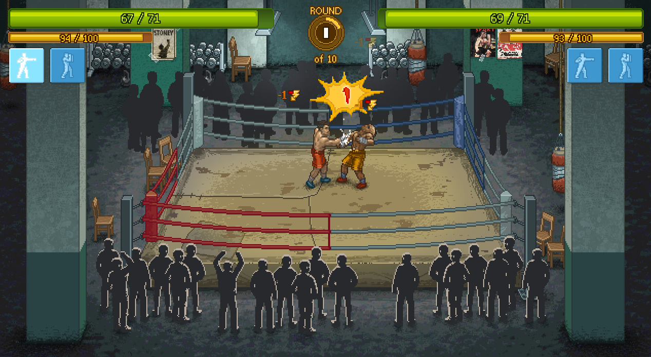 Punch Club [Steam Gift]