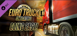 Euro Truck Simulator 2 - Going East! +Sale