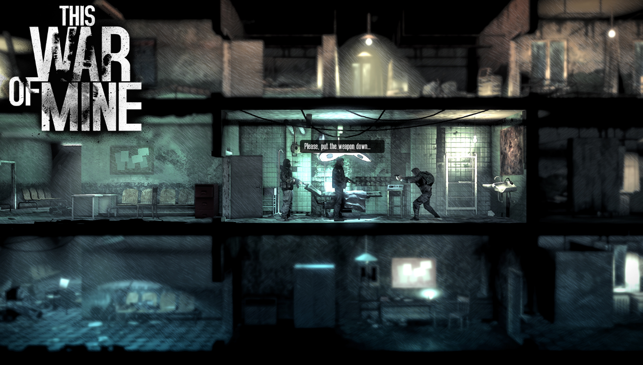 This War of Mine +Подарок