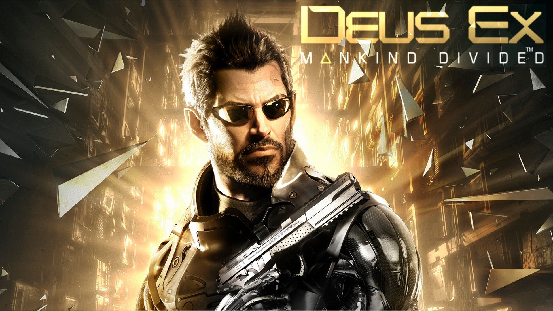 Deus Ex: Mankind Divided [Steam Gift]