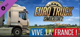 Euro Truck Simulator 2 - Vive la France ! [Steam Gift]