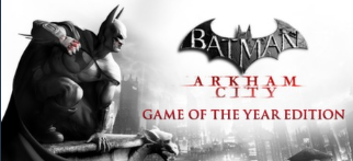 Batman: Arkham City - Game of the Year Edition [Steam]