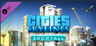 Cities: Skylines - Snowfall [Steam Gift]